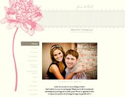bridal websites wedding websites decoration
