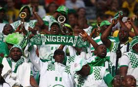 Biafra Flag Nigerians Expelled From Senegal Stadium For Displaying Biafra