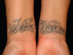 tattoo tattoos on wrist names with designs