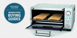 Cuisinart Tob 195 Exact Heat Toaster Oven Broiler Stainless The Best Toaster Ovens You Can Buy Business Insider