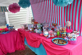 Sweet 16 Table Centerpieces Original Candy Party Centerpieces According Rustic Article Happy