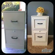 gray wood file cabinet filing cabinet nightstand add wooden feet base to cabinet after