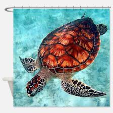 Sea Turtle Bathroom Accessories Sea Turtle Decor Bathroom Accessories U0026 Decor Cafepress