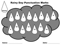 punctuation lesson plans activities to review punctuation with
