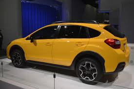 crosstrek subaru orange subaru announces xv crosstrek special edition myautoworld com