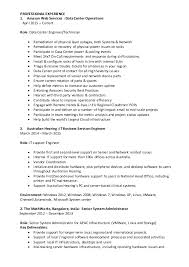 Web Services Experience Resume Resume Sreejith Nov 2015
