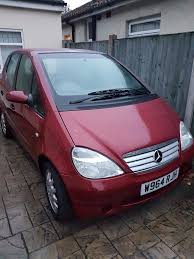 mercedes a class history mercedes a class for sale mot service history in bournemouth