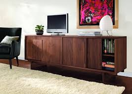 hand crafted anders media consoles by vermont furniture designs