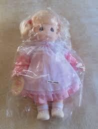 vintage precious moments doll missy 1473 pink 1994 ebay