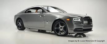 roll royce wraith black stock 86579r new 2017 rolls royce wraith st louis missouri
