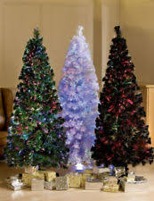 fiber optic trees ebay