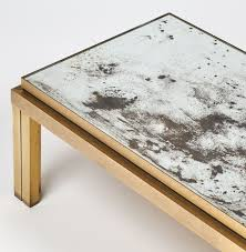 brass tables for sale coffee tables antiqued mirror top brass coffee table g jean marc