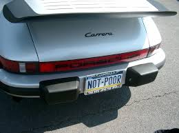 Fun Vanity Plate Ideas What Is The Coolest Porsche License Plate You Saw Rennlist