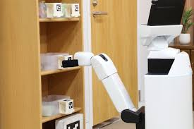 toyota area toyota u0027s new robot signals new growth area for maker