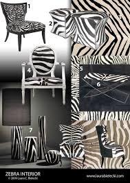 zebra print home decor luxury interior design journalluxury
