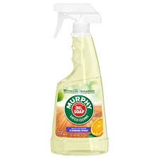 how to use murphy s soap on wood cabinets murphy soap spray wood cleaner orange 22 fluid ounce