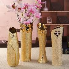 Ceramic Desk Accessories European Fashion Modern Ceramic Vases Desk Accessories Crafts
