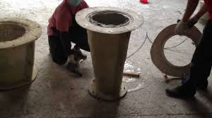 how we make our fiberglass pots spruce youtube