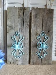15 country candle wall sconces charming rustic country style