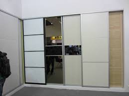 door sliding door partition