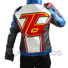 halloween jacket overwatch soldier 76 cosplay jacket halloween costume jacket