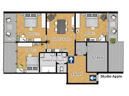 meters squared studio apple ii apartments prague u2013 hotel apartments wenceslas