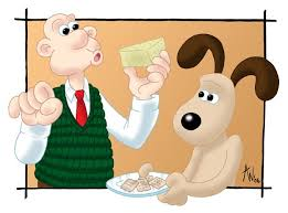 40 wallace gromit images curse