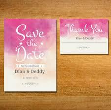 template undangan keren template undangan pernikahan keren gambar mania
