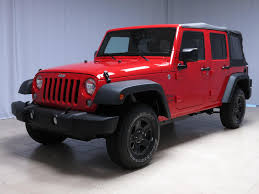red jeep wrangler unlimited 2015 jeep wrangler unlimited sport ferrari maserati of atlanta