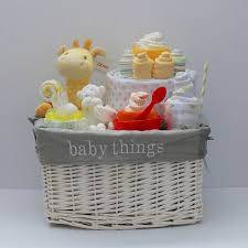 Baby Shower Baskets Ideas For Baby Shower Gift Baskets 17547