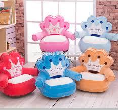 sofa pink princess and prince children sofa soft chair custom