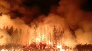Wildfire Colfax Ca by Berkeley Family Camp In Danger Due To Escalating Wildfire