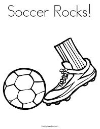 soccer rocks coloring twisty noodle