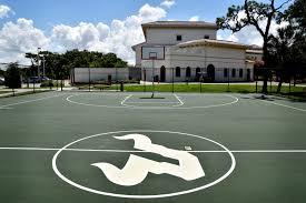 usf sarasota manatee basketball court is ready for play usf