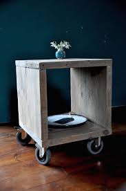 Wood Plans For End Tables by 25 Best Unique End Tables Ideas On Pinterest Wood End Tables