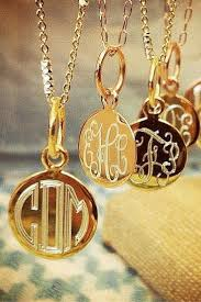 sterling silver monogram necklace pendant 344 best monogram mania images on monograms monogram