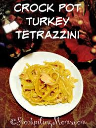 crock pot turkey tetrazzini jpg