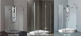 Neo Shower Door 42 Neo Angle Shower Enclosure
