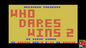 Last Poster Wins Ii New - who dares wins ii msx 35 740 youtube
