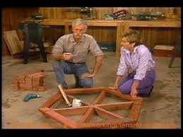 How To Make A Wooden Octagon Picnic Table by How To Build A Picnic Table How To Build A Planter Box