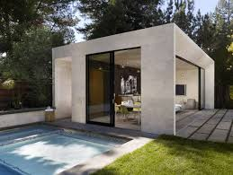 Backyard Pool House by Get 20 Modern Pool House Ideas On Pinterest Without Signing Up