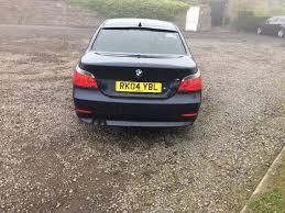 bmw e60 530d in montrose angus gumtree