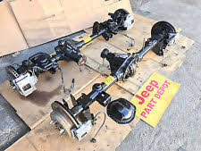 jeep wrangler front axle axle parts for jeep wrangler ebay