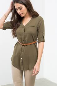 belted blouse s blouses belted blouse a gaci