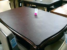 Table Pads For Dining Room Tables Dining Table Protector Dining Tables Table Protector Pads Clear