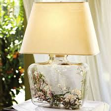 aliexpress com buy novelty clear glass romantic table lamp