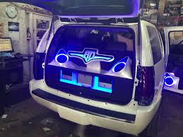 Custom Interior Lights For Cars 2013 Chevy Tahoe Customized High End Car Stereos U0026 Alarms
