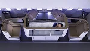 siege avion avion bientôt des sièges en mezzanine pour proposer plus de