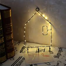 light and battery store aliexpress com buy delicore led house shaped light christmas