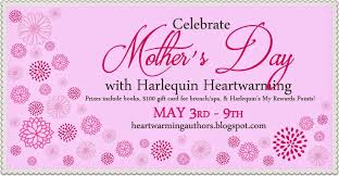harlequin heartwarming mother u0027s day giveaway u2013 melissa u0027s eclectic